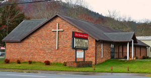 First Christian Church  Mountain City GA  About Us